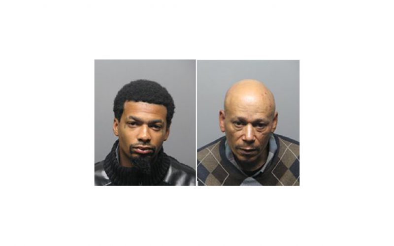 2 Men Under Surveillance Arrested for 5 Residential Burglaries
