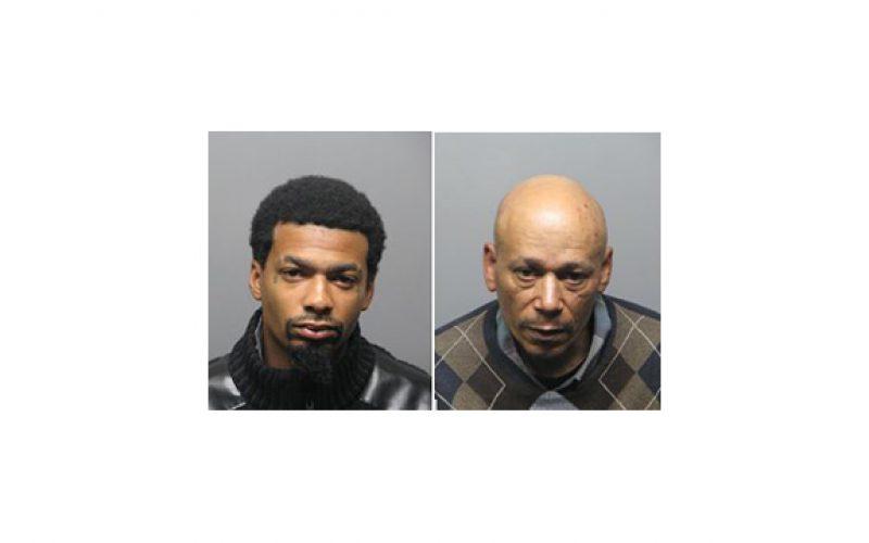 2 Men Under Surveillance Arrested for 5 Residential Burglaries
