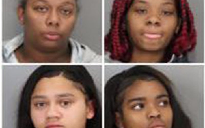 Four Macy's thieves caught with help from witness