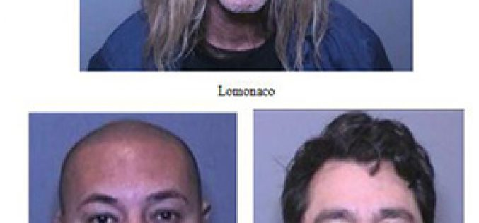 Five Arrested in $3.2Million Sober Living Home Scam