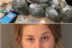 Oakland woman arrested with 17 pounds of marijuana