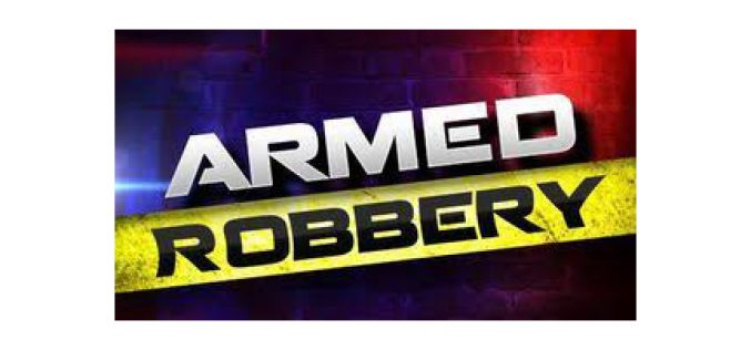 Robbery on New Year's Morning in Trinity Pines