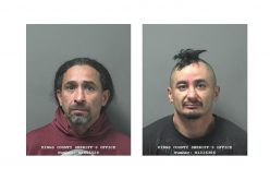 Suspects arrested in Christmas Day burglaries at Armona storage facility