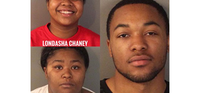 Trio nabbed with carload of stolen property from Home Depot