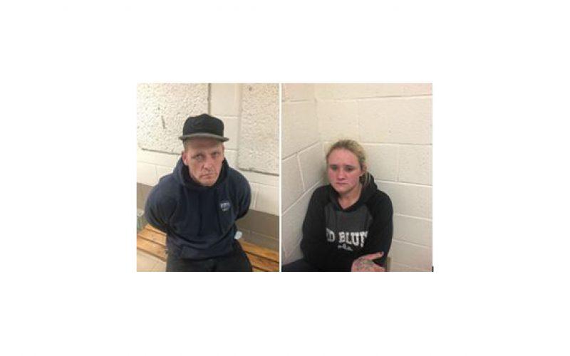 K9 Blaze assists partner in meth arrests