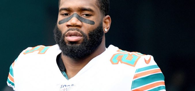 Miami Dolphins star defensive back accused of domestic battery
