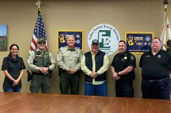 Yuba County Sheriff issues press release on new agriculture theft deterrent