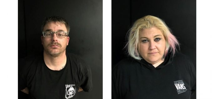 Traffic stop leads to arrest of identity theft suspects in SLO County