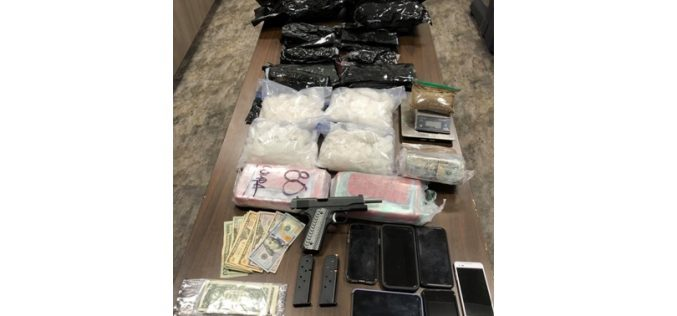 Search warrants lead to narcotics arrests in Los Banos