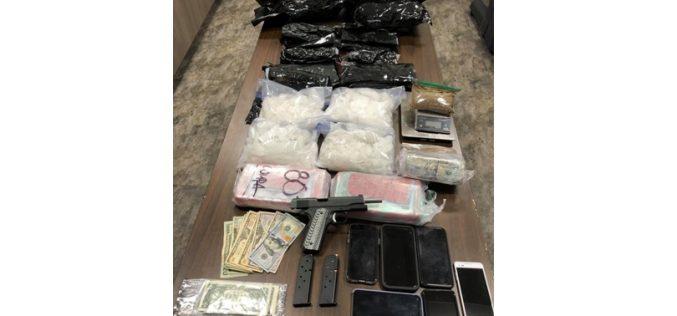 Search warrants lead to narcotics arrests in Los Banos