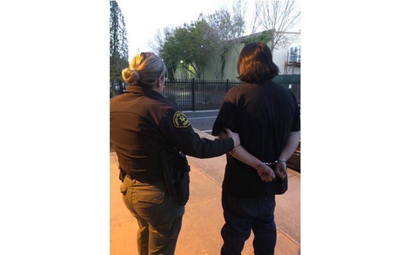 Santa Cruz man arrested on suspicion of shooting at passing cars