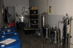 Shutdown – Dangerous Narcotics Lab Hidden in Suites