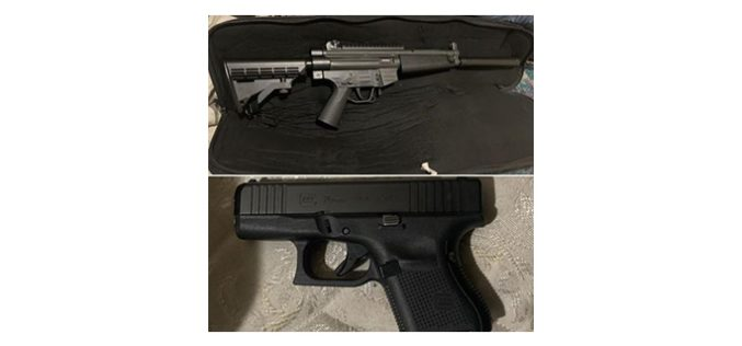 SPD News: Officers Find Weapons During A Probation Search