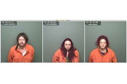 Three drug-related arrests in Plumas residence