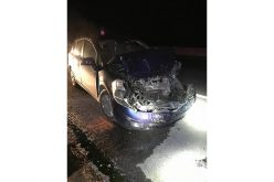 CHP PATROL VEHICLE STRUCK BY HIGH SPEED DRUNK DRIVER