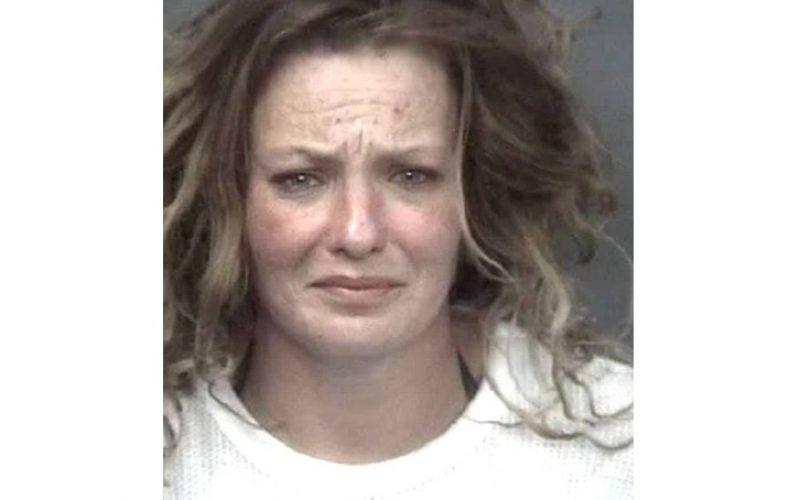 Butte County woman arrested on felony warrant, suspicion of arson