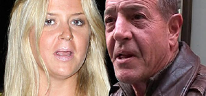 MICHAEL LOHAN'S ESTRANGED WIFE KATE MAJOR BUSTED FOR DWI