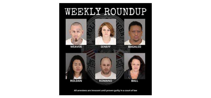 Murrieta Police Department release their Weekly Roundup