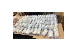 Agents Arrest Fleeing Driver Attempting to Smuggle Meth