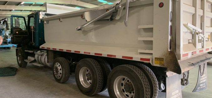 Kings County man surprises morning crew with stolen dump truck