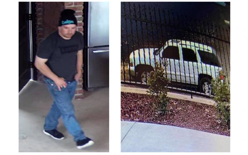 Police seek identity of suspect in Visalia home burglary