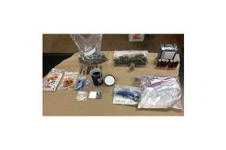 Two Arrested During Probation Search