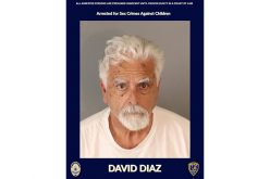 73-year old Arrested for Sex Crimes Against Children