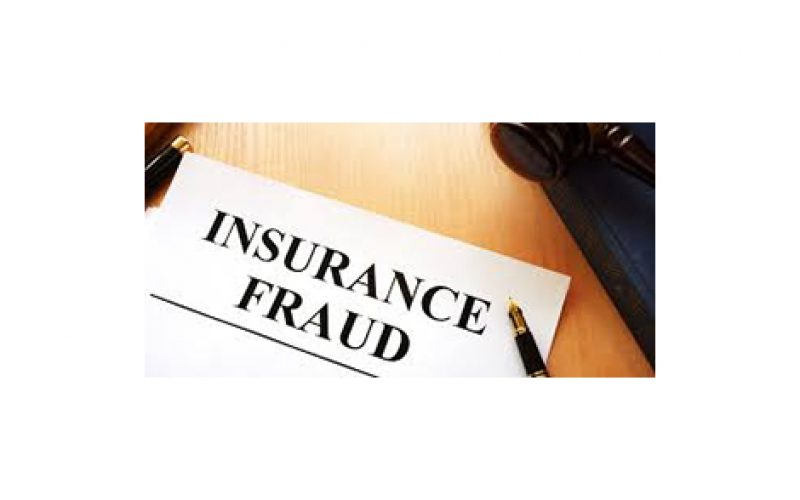 Man Surrenders When Evidence Supports An Alleged False Insurance Claim
