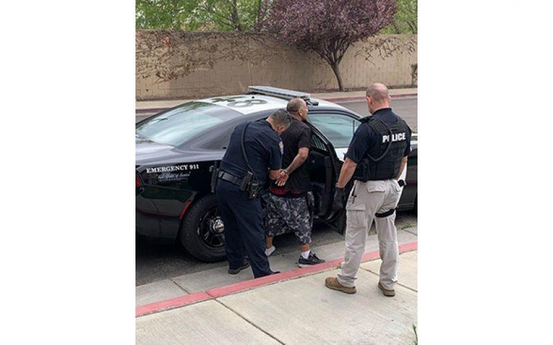 Search warrant uncovers business burglar
