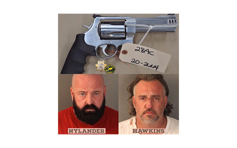 Two Auburn men store guns and drugs in their home