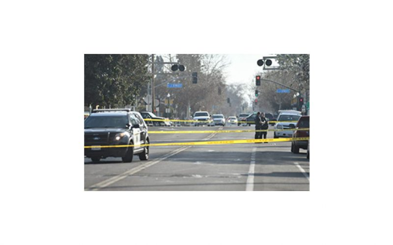 Five injured, one killed in Tulare shooting