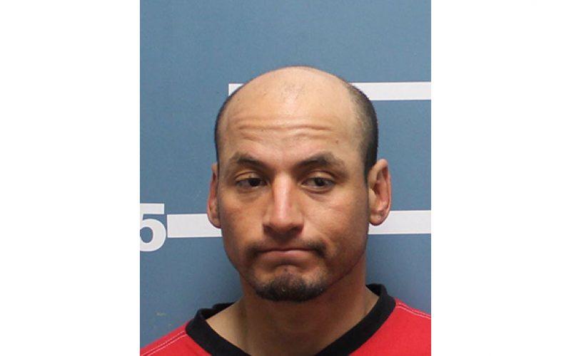 Felon in Possession of a Firearm Arrest