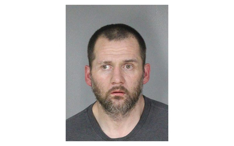 McKinleyville Burglary Arrest
