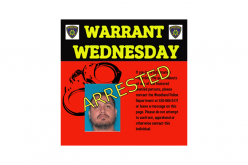 Man with active warrant for assault, false imprisonment arrested