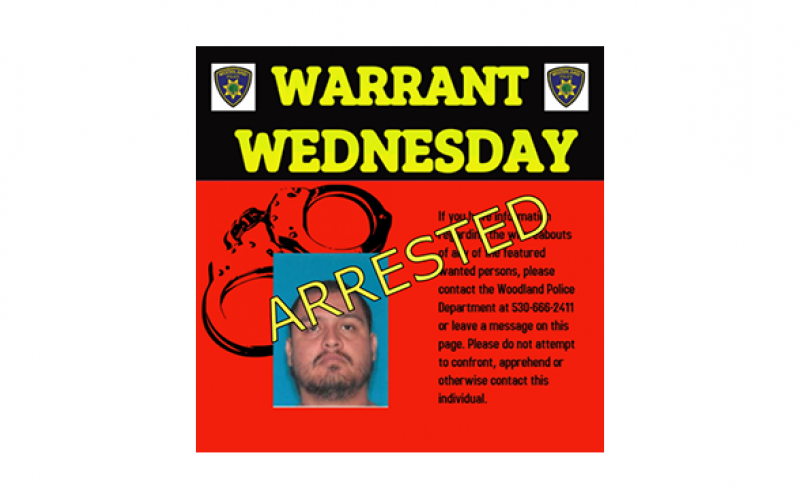 Man with active warrant for assault, false imprisonment arrested