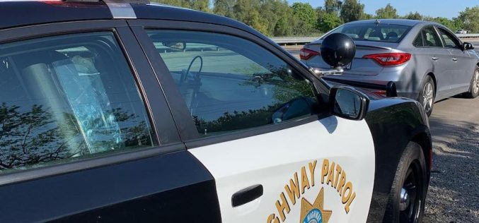 Stockton CHP issues press release on cannabis DUI arrest