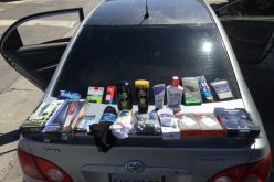 Pair accused of shoplifting at Wasco Rite-Aid