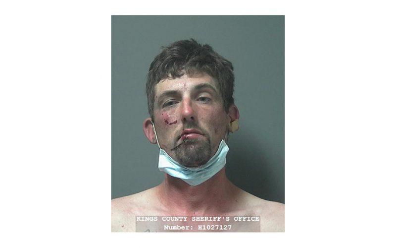 K9 Dash stops spousal abuser's dash from deputies
