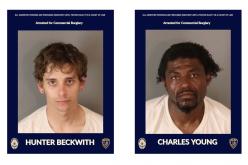 Riverside Police arrest suspects in Magnolia Avenue barbershop burglary