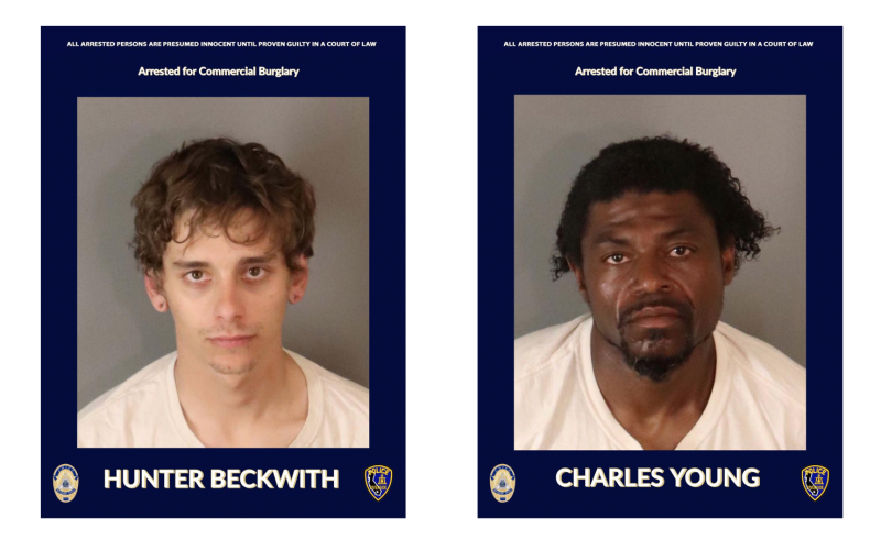 Riverside Police arrest suspects in Magnolia Avenue barbershop burglary