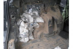 Report: Border Patrol finds bundles of meth in woman's car at Pine Valley checkpoint