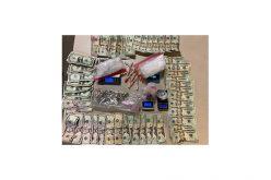 Probation search yields meth, heroin, mushrooms