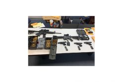 2,100 Rounds of Ammunition Found in Huron Apartment