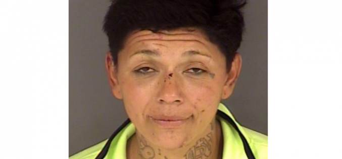Woman allegedly leads police on 100 MPH+ pursuit, crashes into parked car