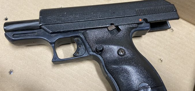 Resident hit by stray bullet in drive-by shooting; five suspects arrested