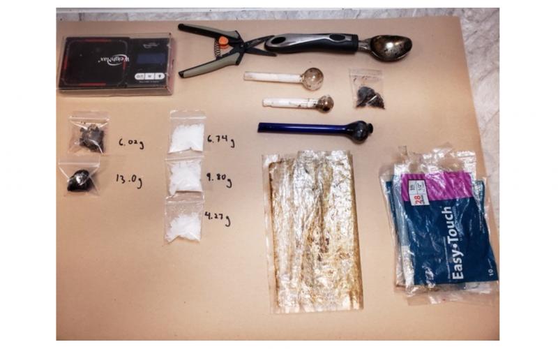Eureka Police implicate three in multi-week narcotics investigation