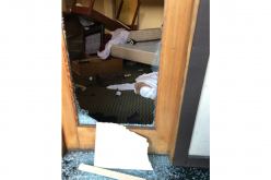 Man allegedly destroys hotel room, arrested on suspicion of felony vandalism