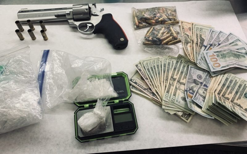 Response to Sound of Gunshots Finds Felon with .44 Magnum, and More