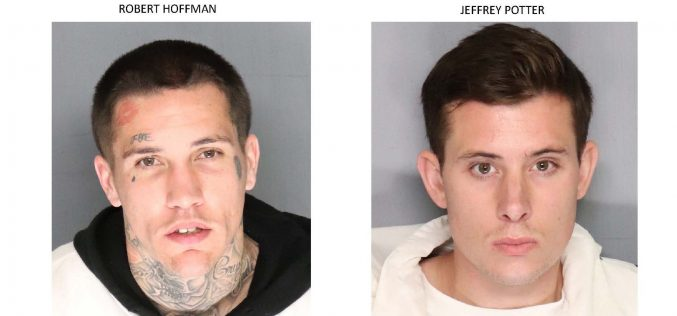 Pair arrested in Costco smash and grab