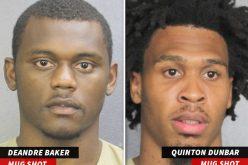 NFL'S DEANDRE BAKER RUNS OUT OF JAIL AFTER POSTING BOND … Dunbar Apologizes